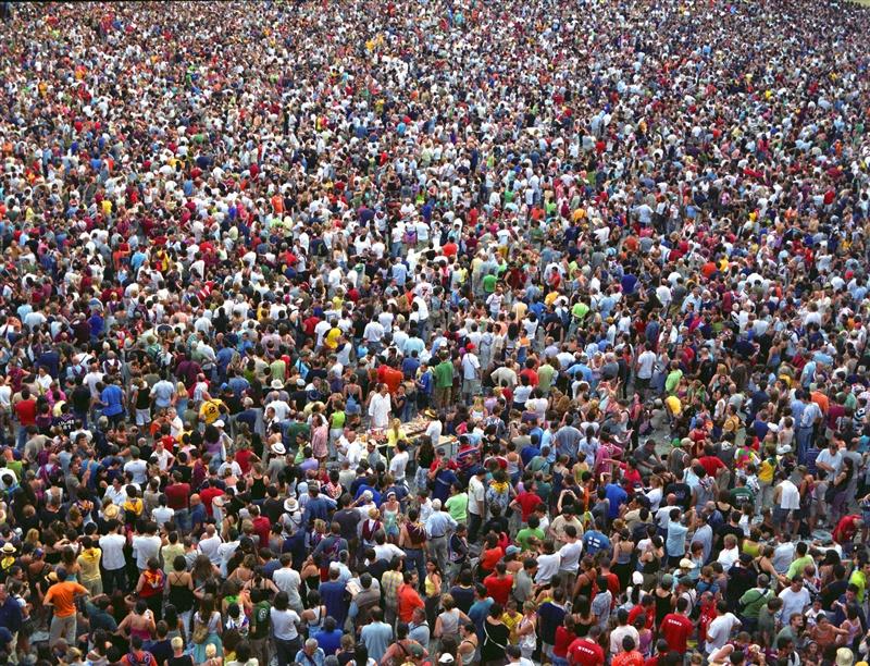 В 2050 году на Земле будет проживать почти 10 млрд человек.