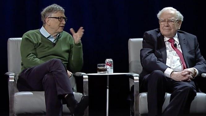Миллиардеры Билл Гейтс и Уоррен Баффет - члены Good Club («Хороший клуб») - финансируют искусственное сокращение населения земли.