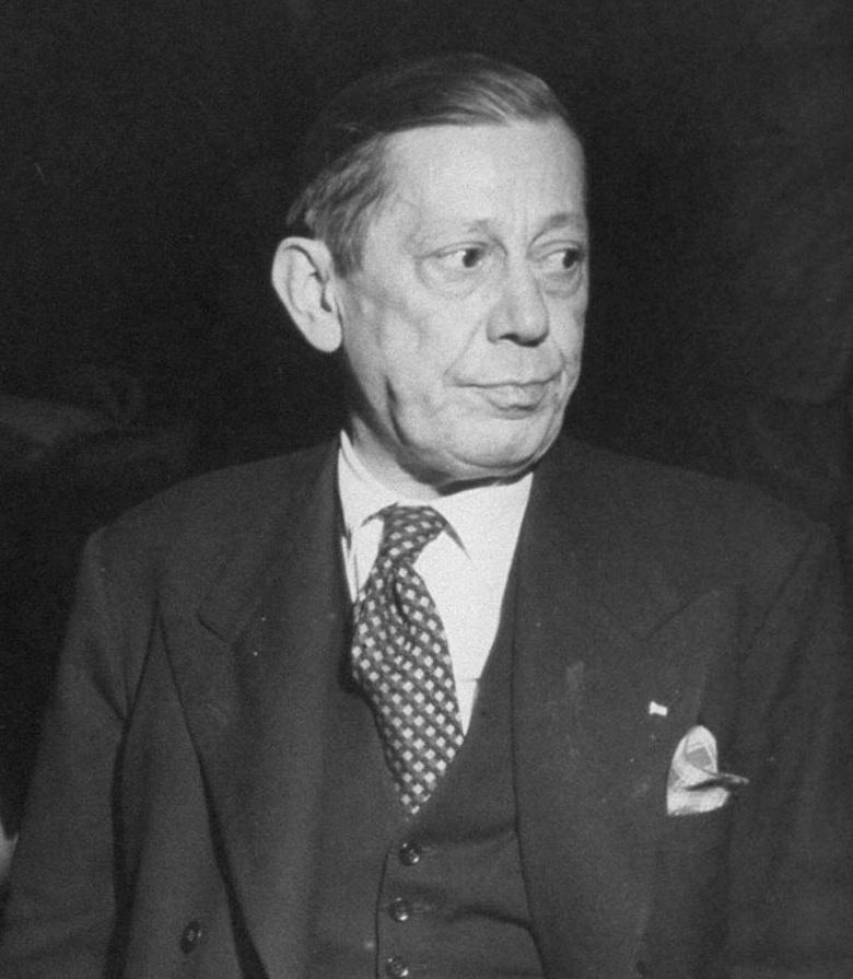 Джозеф Ретингер приобрёл известность в 1947-1948 годы, когда выступил как один из наиболее рьяных поборников «Европейского единства».