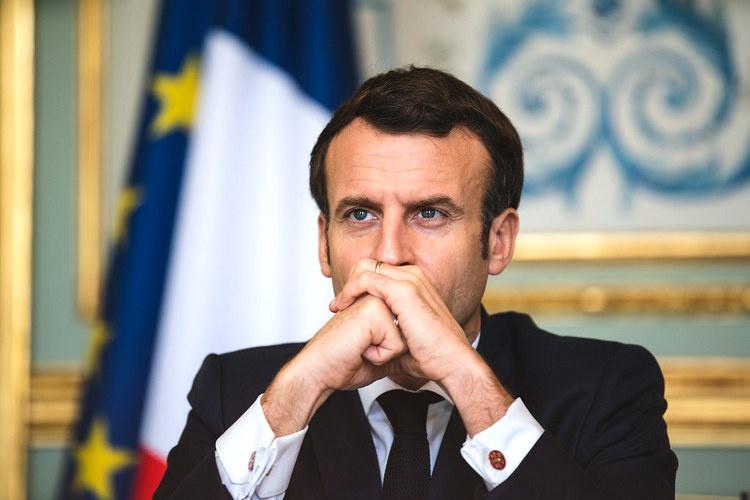Французский президент Эмманюэль Макрон мечтает стать лидером объединённой Европы.