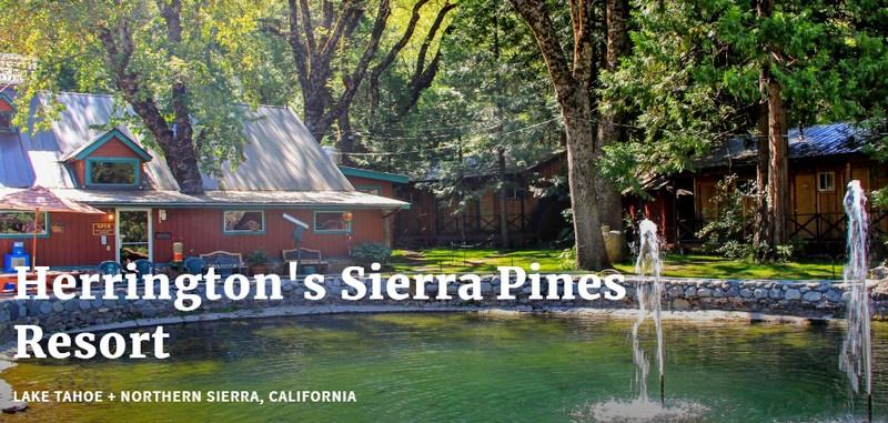 Фюрер, считают американские археологи, мог поселиться и умереть в самом надёжном месте - в США, в уединённом калифорнийском местечке Herrington's Sierra Pines Resort.