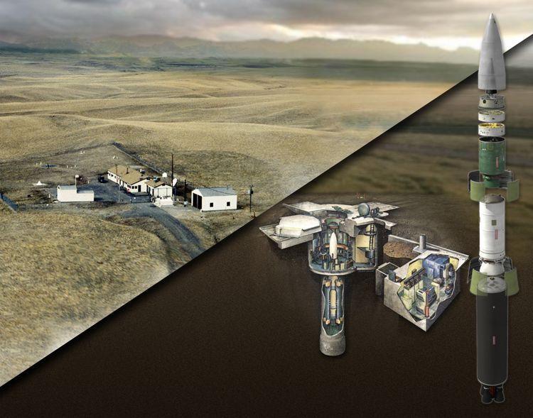 Northrop Grumman выступает в качестве лидера проекта GBSD (Ground Based Strategic Deterrent) по созданию новой межконтинентальной баллистической ракеты.