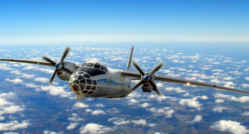 Украинский Ан-30Б, используемый по Договору об открытом небе, будет летать в российском небе и Киев не поделится полезной информацией с Вашингтоном?