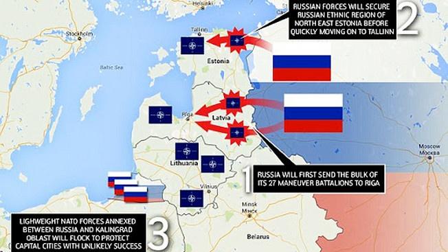 Держись Европа, пока Пентагон не водрузит флаг над Пекином! А ведь не водрузит и что тогда?
