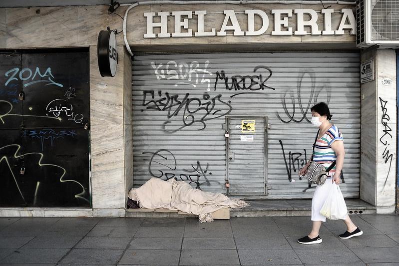 Карантинные меры грозят окончательно подорвать и без того кризисную экономику Аргентины.