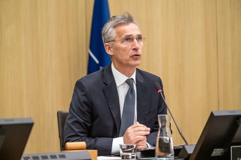 Генсек Североатлантического блока Столтенберг предпочитает делать выбор в пользу Сараджа, за которым стоит член НАТО Турция.