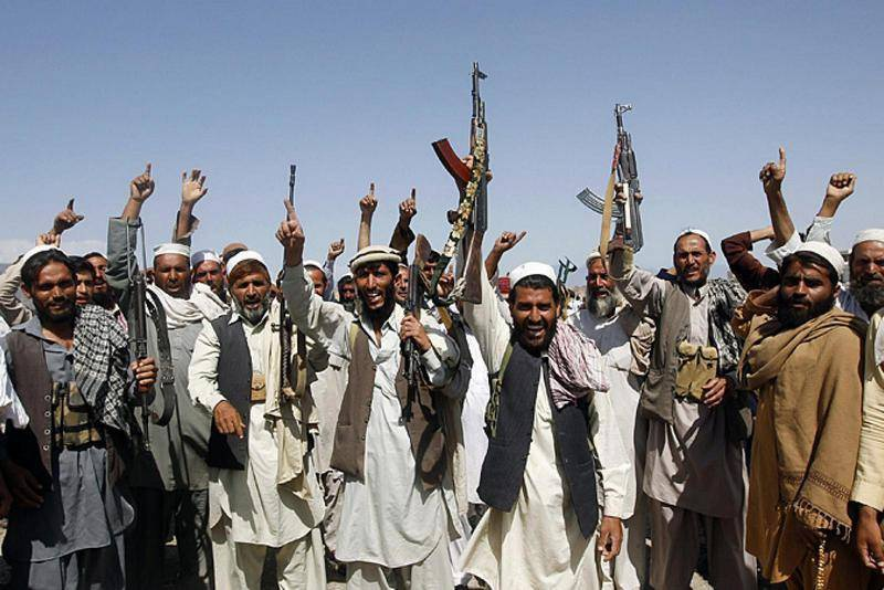 Из нынешнего афганского крыла ИГИЛ**, годного на точечные акции, возникнет целый фронт ДАИШ Хорасан**.