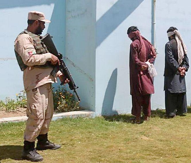 Афганские силовики в Кабуле задержали некоего Шейха абу Умара Хорасани.