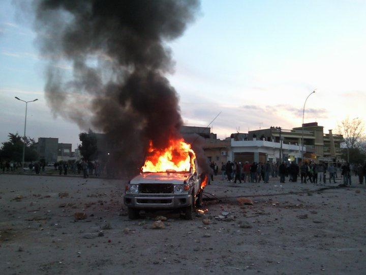 Причины всех ливийских бед коренятся в развязанной в 2011 году европейцами и американцами, а также некоторыми арабскими и региональными странами войны против суверенной Ливии.