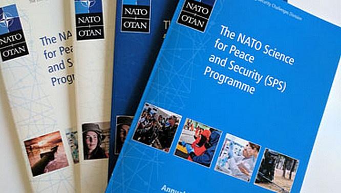 Программа НАТО «Наука ради мира и безопасности», с помощью которой осуществляется содействие развитию сотрудничества со всеми его партнёрами на основе научных исследований, инноваций, обмена опытом.
