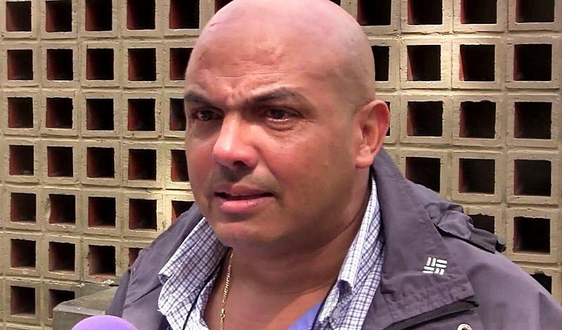 Отставной генерал-перебежчик из Венесуэлы Кливеро Алькала.