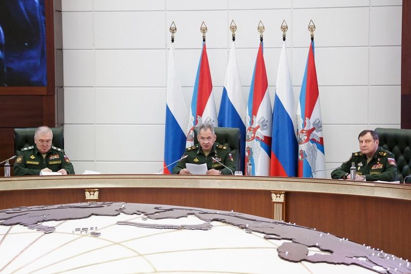Министр обороны генерал армии Сергей Шойгу объявил о создании Военно-инженерной академии.