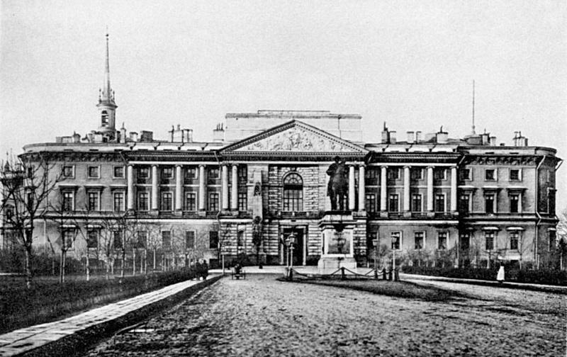 Главное Военно-инженерное училище было преобразовано в Николаевскую инженерную академию в 1855 году.