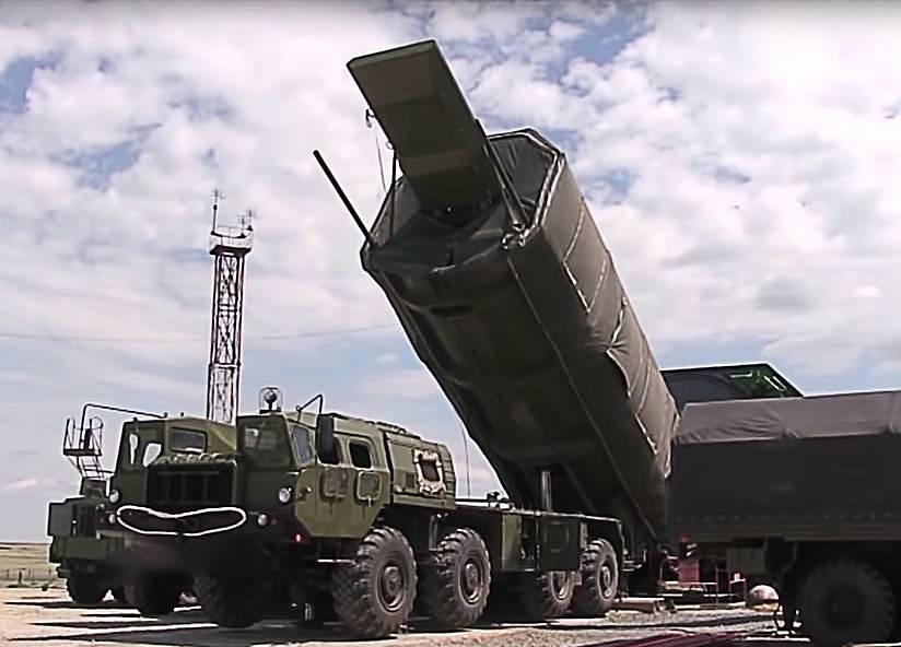 Более грозное оружие – ракетный комплекс «Авангард».