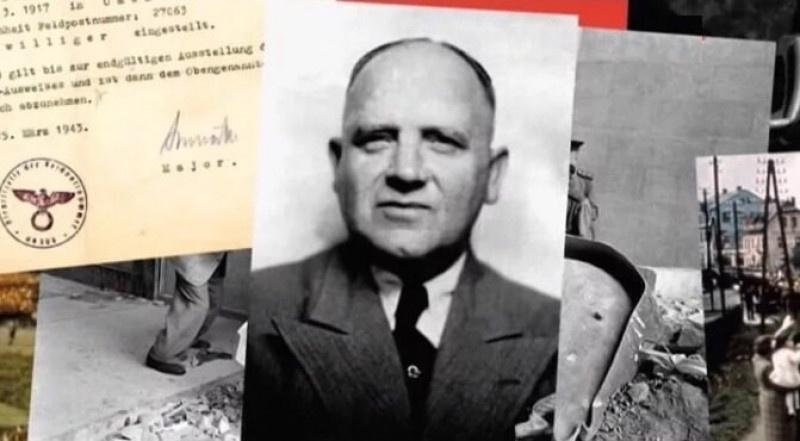 Гауптштурмфюрер СС Вильгельм Леман, кодовое имя «Брайтенбах».