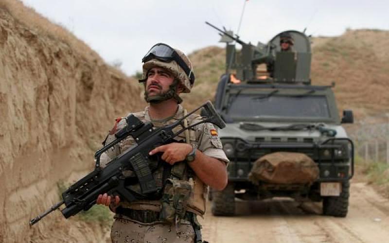 Испании готовит вывод последних занятых в миссии НАТО в Афганистане испанских солдат к концу 2020 - началу 2021 года.