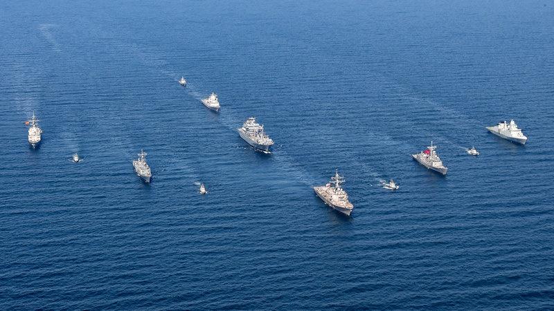 Учения BALTOPS-2020 пройдут вБалтийском море с7 по16июня.