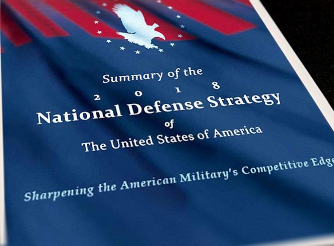 Россия и Китай обозначены как «противники первого уровня» в докладе The National Defense Strategy