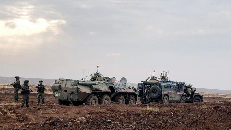 В Идлибе прошёл 13-й по счёту российско-турецкий патруль.