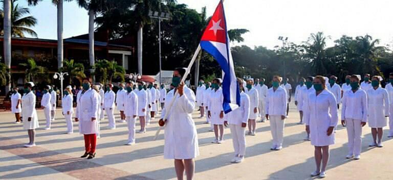 Только на Кубе существует медицинская специальность - врач всеобщей медицины.