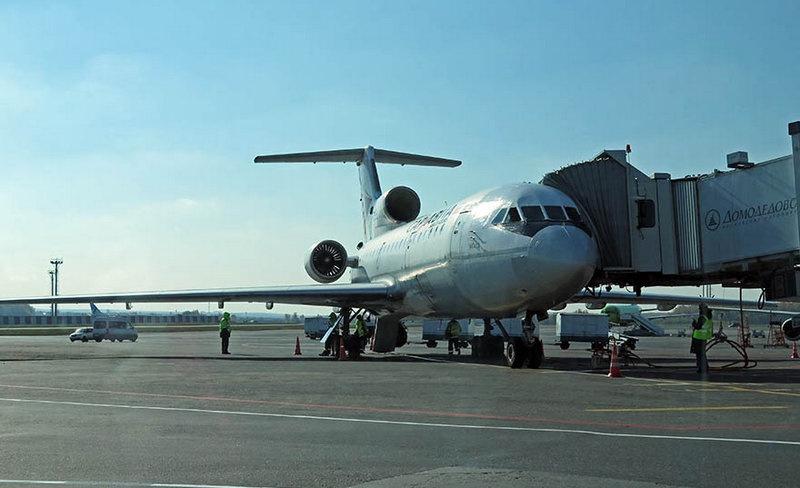 Самолёты из аэропорта Домодедово будут летать дважды в неделю.