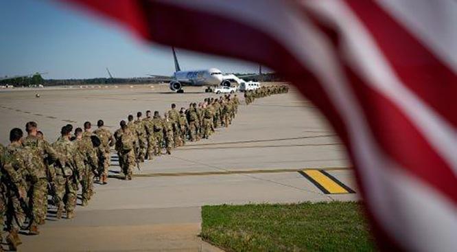 9.500 военнослужащих будут направлены в Польшу и в некоторые другие союзные страны или вернутся домой.