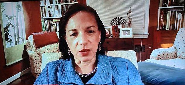 Бывший советник по нацбезопасности администрации Барака Обамы Сьюзан Райс.