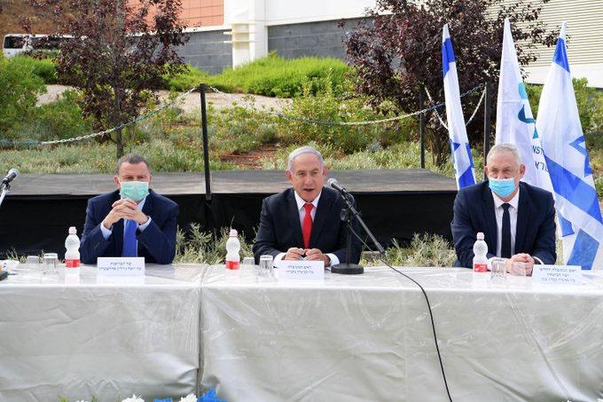 Премьер-министр Биньямин Нетаньяху заявил, что он хочет аннексировать часть Западного берега, включая стратегическую долину реки Иордан.