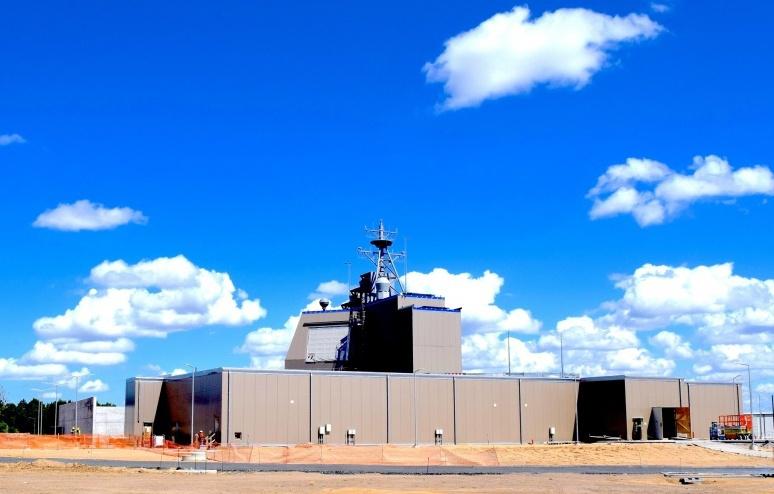 Американская ПРО Aegis Ashore Missile Defense System в Польше.