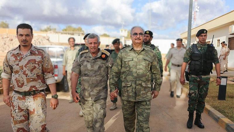 Хафтар неоднократно заявлял, что его целью является освобождение страны из-под ига уголовников и исламистов.