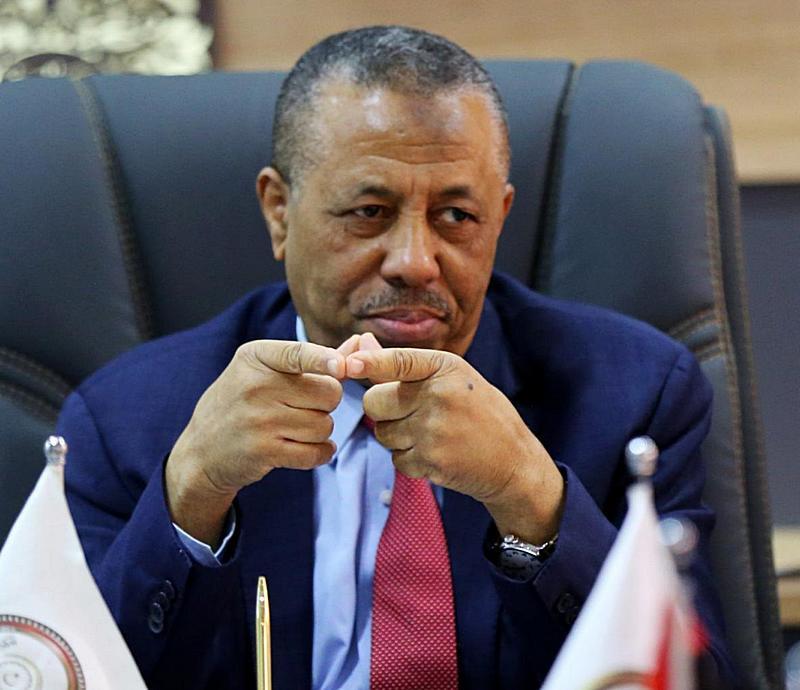 Абдалла ат-Тани - глава Временного правительства Ливии имеет больше оснований считать себя единственной легитимной властью.