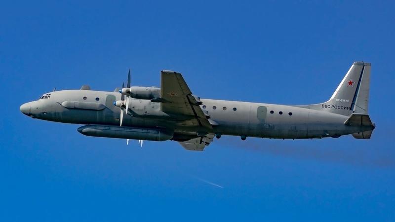 Израильские самолёты фактически спровоцировали огонь сирийских ПВО, подставив под удар российский самолёт-разведчик Ил-20.