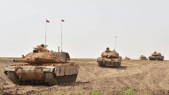 Останавливать турок в Ливии нужно было ещё вчера