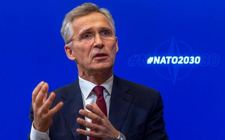 Генеральный секретарь НАТО Йенс Столтенберг выступил с инициативой заглянуть в будущее.