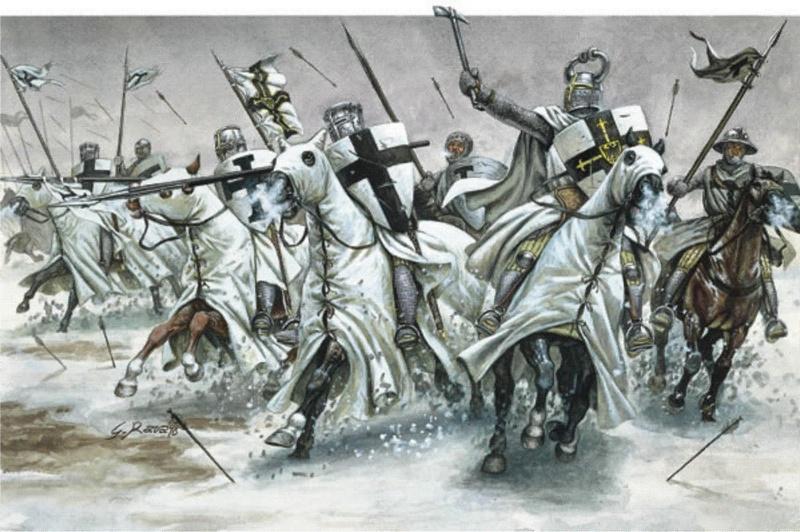 В XII-XIII веках началось мощное наступление германских народов на земли славян, балтов и финно-угров, получившее название «Дранг нах Остен» - натиск на восток.