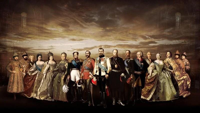 Многие знатные русские рода, в том числе род Романовых, вели своё происхождение«из Прус».