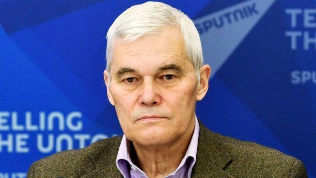 Константин Сивков: «Война на Украине сегодня нужна многим, а Джо Байдену и Владимиру Зеленскому даже независимо от результата»