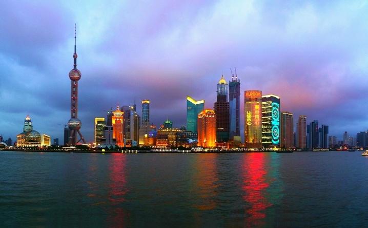 Благодаря глобализации Китай стал современным Китаем.