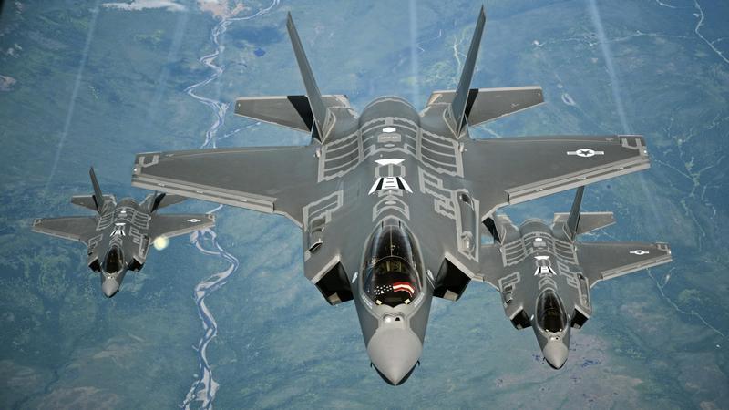 Законопроект SASC призывает военно-воздушные силы создать оперативную базу в Индо-Тихоокеанском регионе для истребителей F-35A.