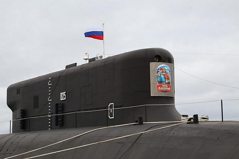 «Князь Владимир» строился по улучшенному проекту 955А «Борей-А».