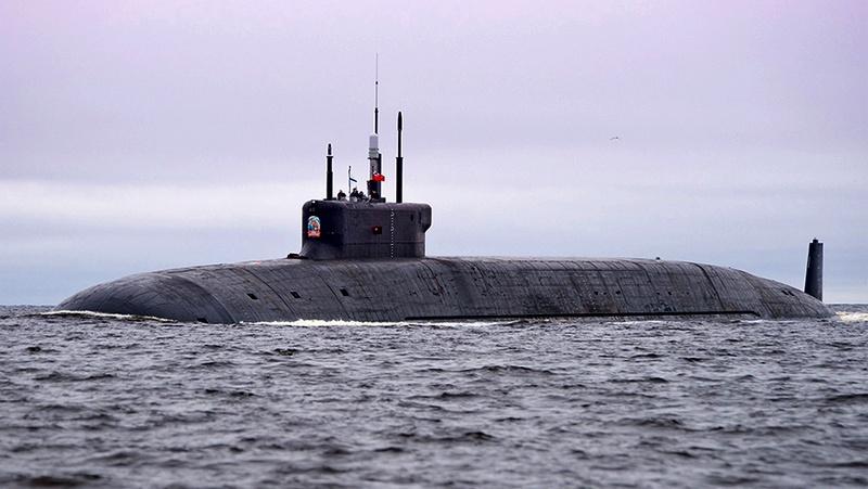 «Князь Владимир» спустили на воду осенью 2017 года.