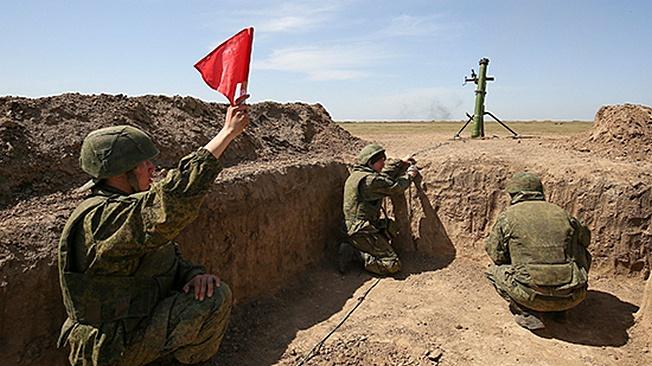 «Сани», «Поднос» и «Галл»: «окопная артиллерия» убойной мощности