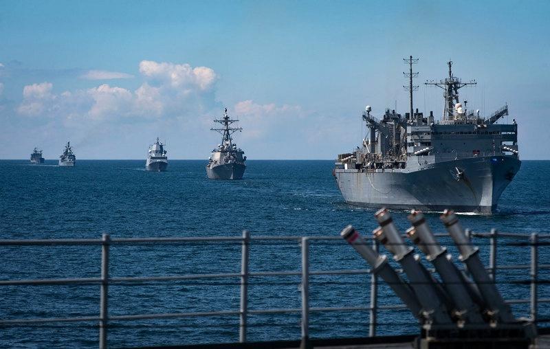 В военно-морских учениях BALTOPS 2020 под руководством США были задействованы 29 кораблей, 29 самолётов и вертолётов.