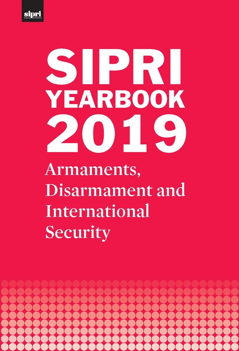 Доклад о положении в сфере вооружений, опубликованный Стокгольмским международным институтом исследования проблем мира (СИПРИ).