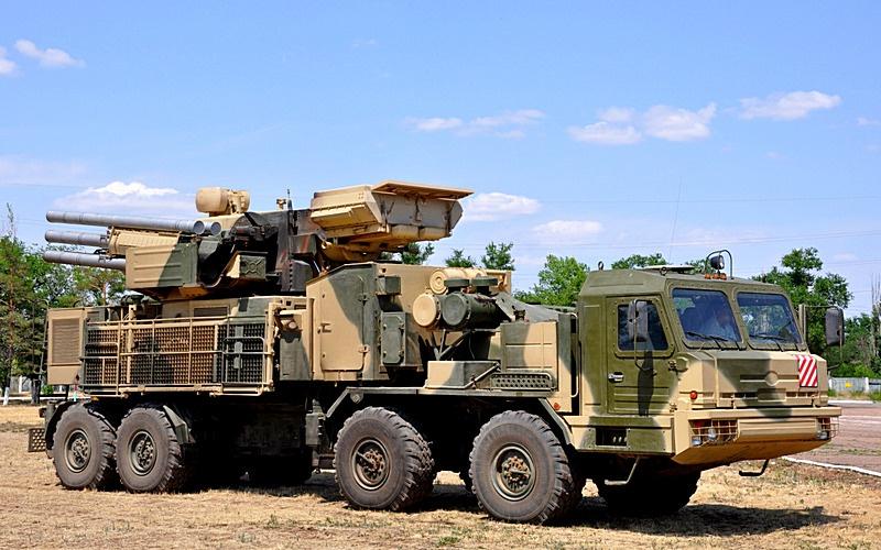 На основе полученного боевого опыта уже разработана новая версия зенитного ракетно-пушечного комплекса - «Панцирь-СМ».