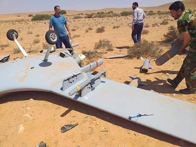 За время боевого применения БПЛА в Ливии с ноября 2019 г. по апрель 2020 г. Турция потеряла порядка 28 дронов.