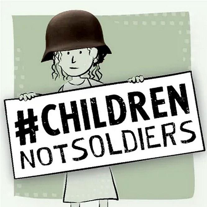 Более 7.000 детей были завербованы или использованы в боевых действиях в 2019 году неправительственными вербовщиками в Конго, Сомали и Сирии.