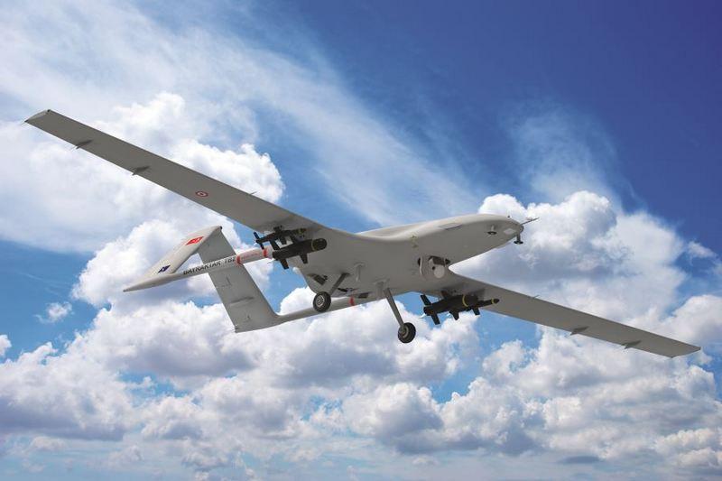Турция уже поставила на Украину шесть ударных дронов Bayraktar TB2.