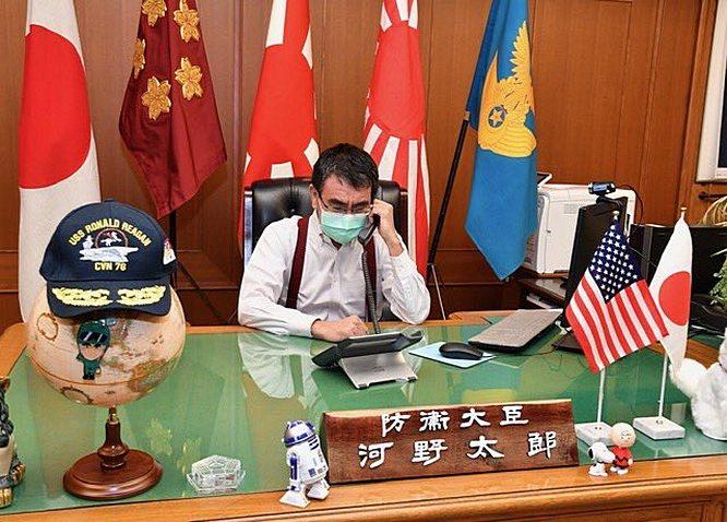 15 июня министр обороны Японии Таро Коно заявил о прекращении процесса по размещению наземной системы ПРО.