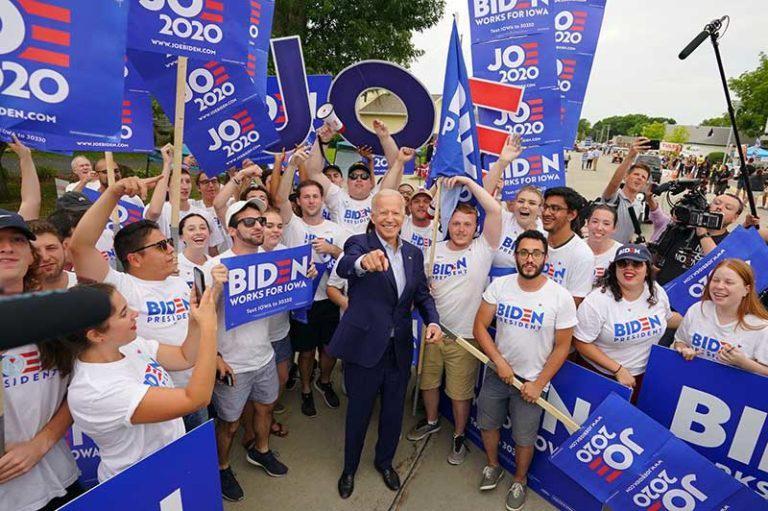 Победи Байден на выборах, править будет не он, а те самые тихие, но сильные американцы - либеральные доктринёры.